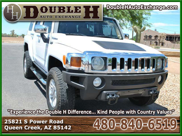 2007 HUMMER H3 4WD for sale in Queen Creek AZ