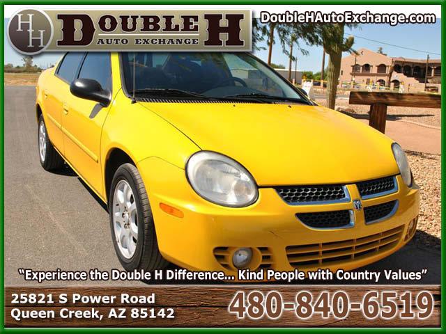 2004 Dodge Neon SXT for sale in Queen Creek AZ