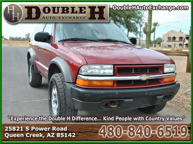 2003 Chevrolet Blazer LS ZR2 4WD for sale in Queen Creek AZ