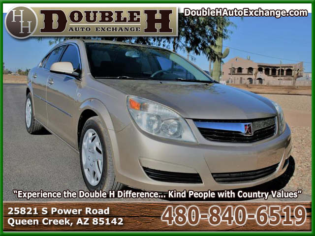 2008 Saturn Aura XE V6 for sale in Queen Creek AZ