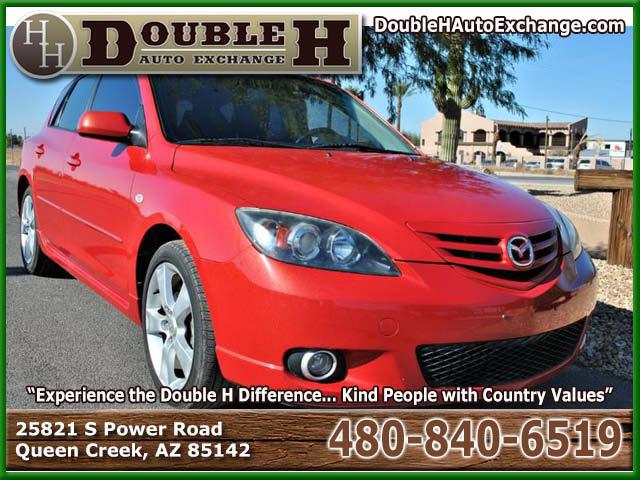2004 Mazda MAZDA3 Wagon for sale in Queen Creek AZ