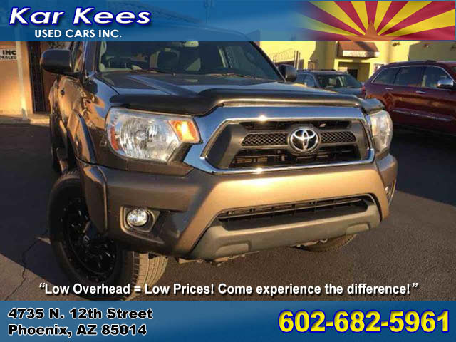 2012 Toyota Tacoma PreRunner V6 Double Cab for sale in Phoenix AZ