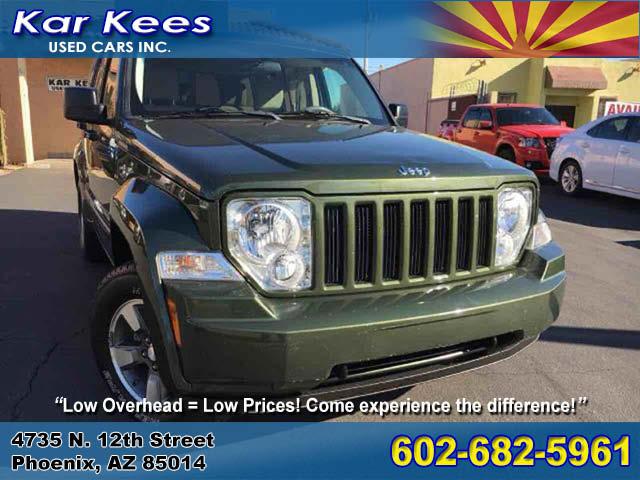 2008 Jeep Liberty Sport 4x4 for sale in Phoenix AZ