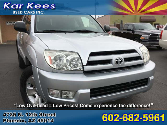 2004 Toyota 4Runner SR5 for sale in Phoenix AZ