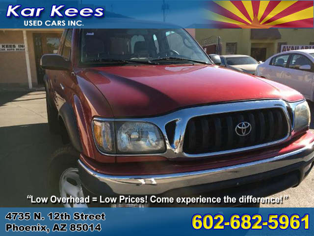 2003 Toyota Tacoma PreRunner Xtracab for sale in Phoenix AZ