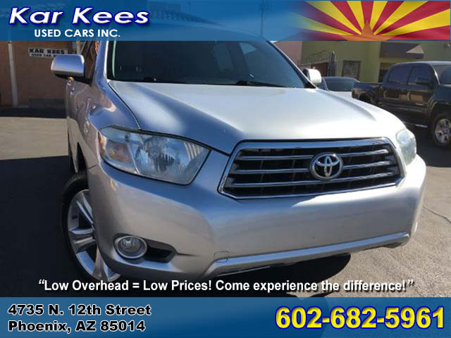 2010 Toyota Highlander Limited AWD for sale in Phoenix AZ