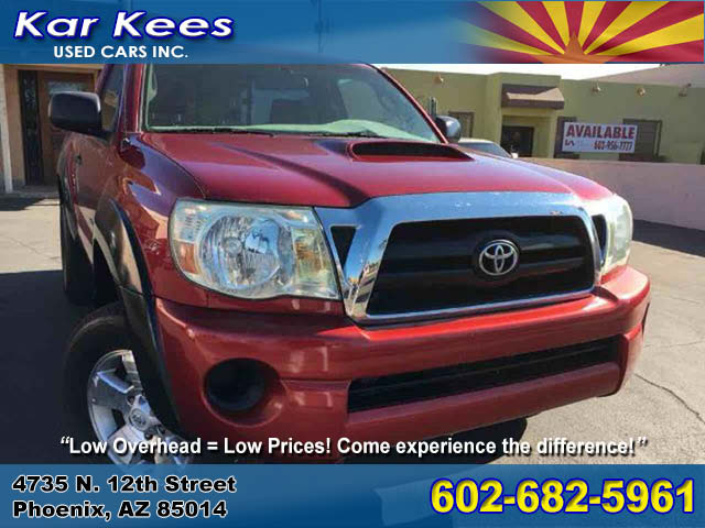 2006 Toyota Tacoma PreRunner for sale in Phoenix AZ