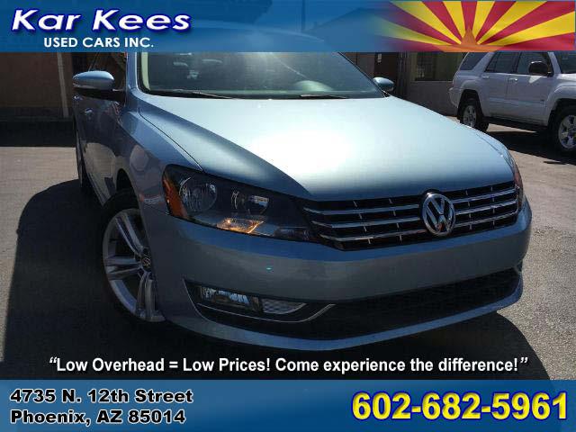 2013 Volkswagen Passat 2.0L TDI SE for sale in Phoenix AZ