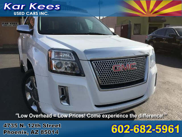 2013 GMC Terrain Denali for sale in Phoenix AZ