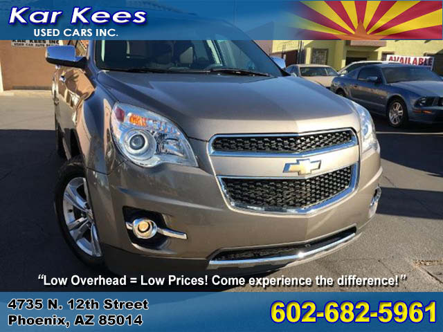 2011 Chevrolet Equinox LTZ for sale in Phoenix AZ
