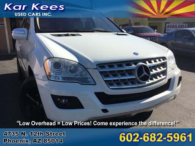2009 Mercedes-Benz M-Class ML320 BlueTEC 4MATIC for sale in Phoenix AZ