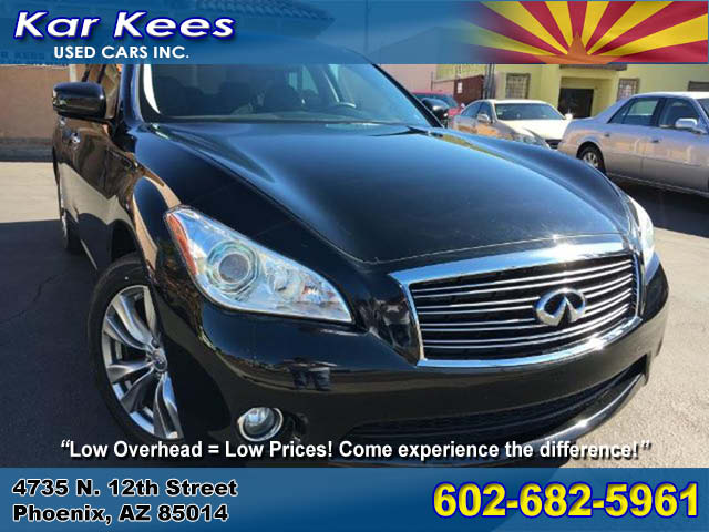 2013 Infiniti M37 x AWD for sale in Phoenix AZ