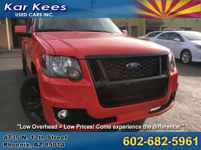 2010 Ford Explorer Sport Trac Limited Crew Cab for sale in Phoenix AZ