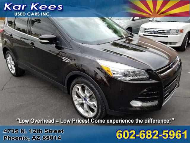 2013 Ford Escape Titanium for sale in Phoenix AZ