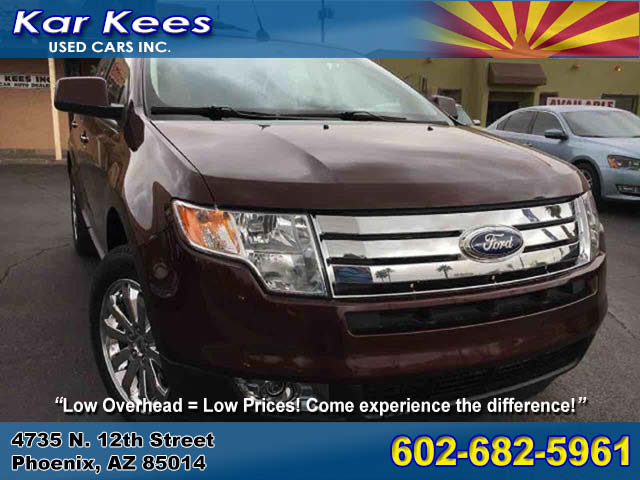 2010 Ford Edge SEL for sale in Phoenix AZ