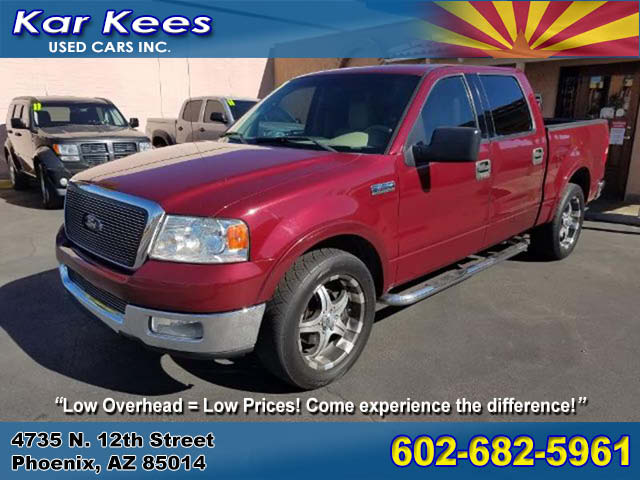 2004 Ford F-150 Lariat Pickup 4D for sale in Phoenix AZ