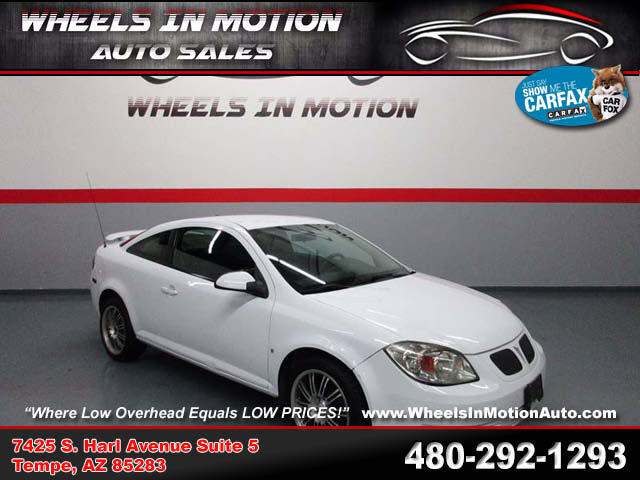 2009 Pontiac G5 Coupe for sale in Tempe AZ